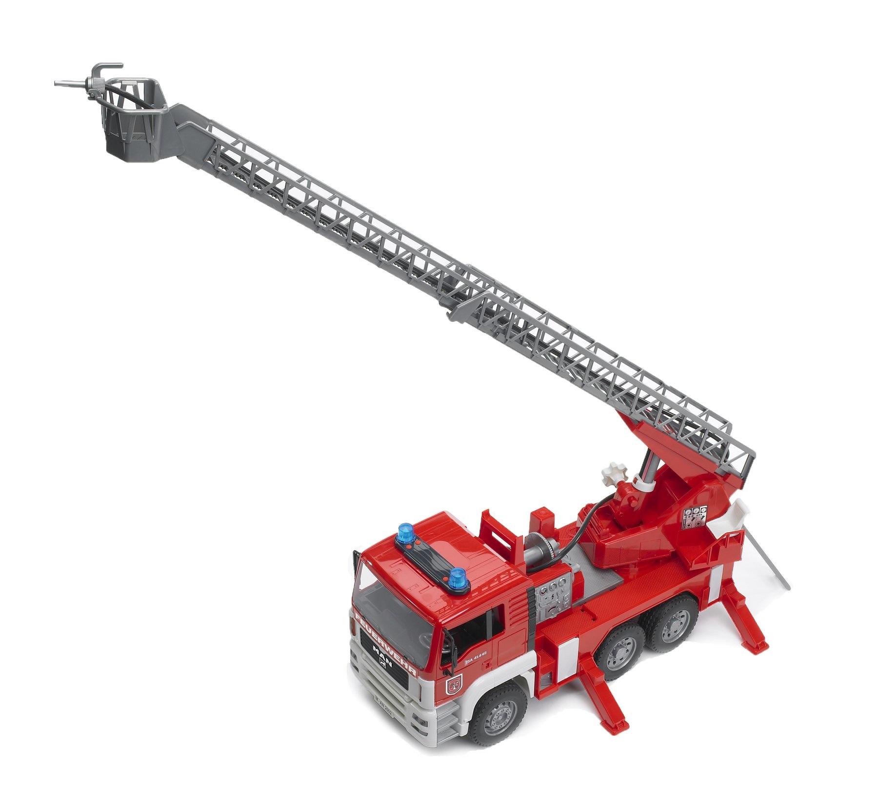Bruder MAN TGA Fire Engine-4