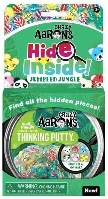 Crazy Putty Hide Inside!-3
