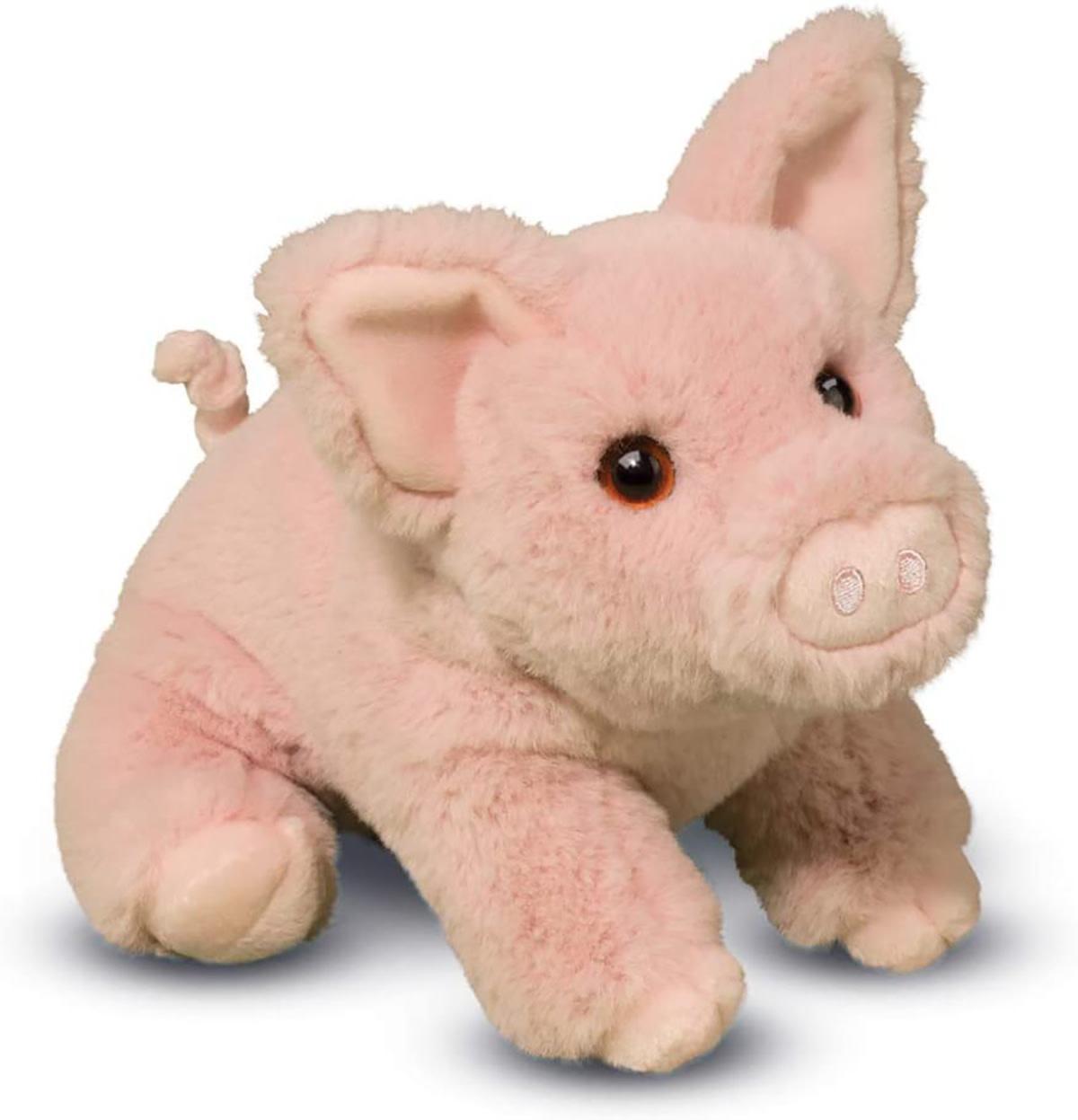"""Pinkie Pig Softie 11""""-2"""