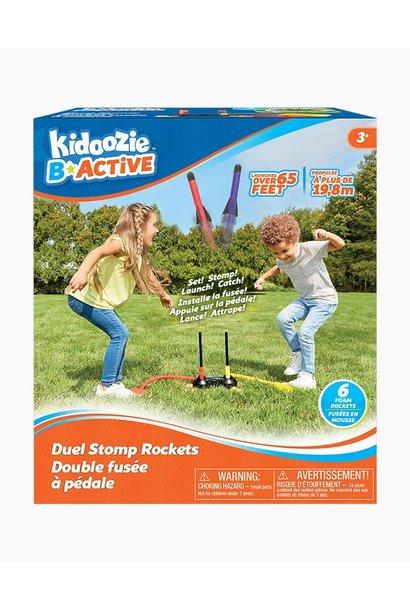 Kidoozie Duel Stomp Rocket