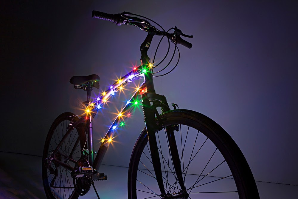 CosmicBrightz  Rainbow Bike Wrap-3