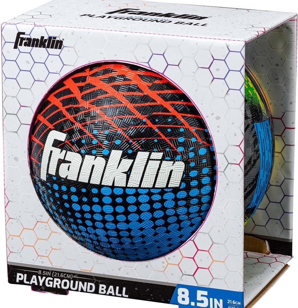 """Mystic Series Playground Ball 8.5""""-1"""