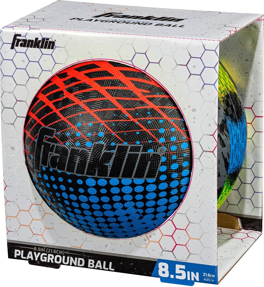 """Mystic Series Playground Ball 8.5""""-3"""