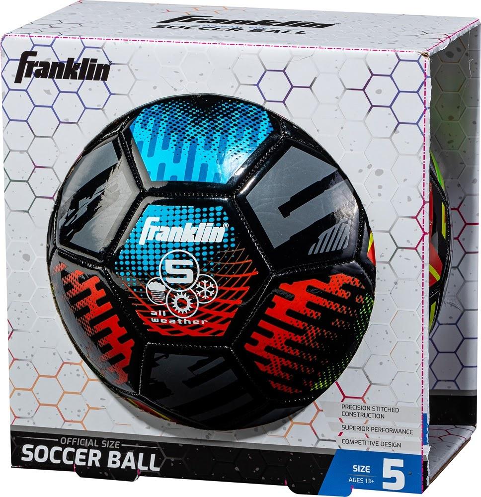 Mystic Series Soccer Ball size 5-2