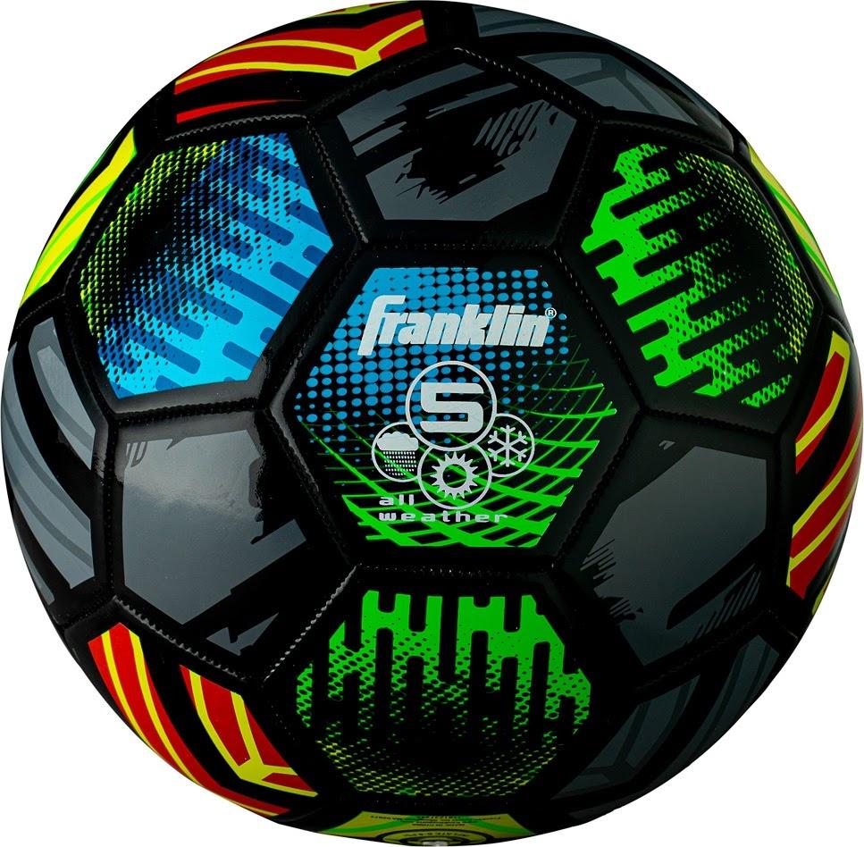 Mystic Series Soccer Ball size 5-1