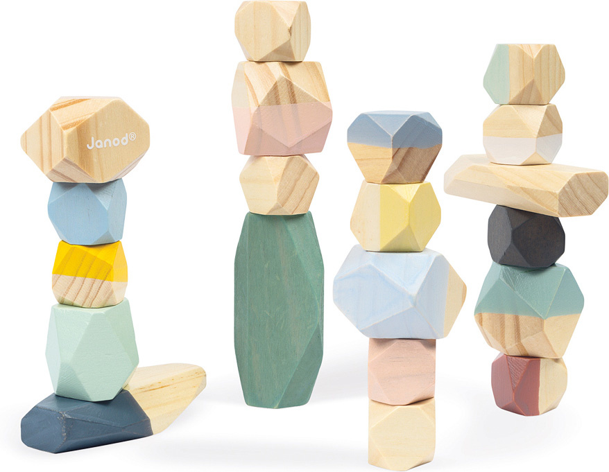 Sweet Cocoon Stacking Stones-5