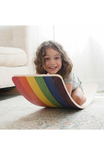 Wobble Board Reg Size Rainbow