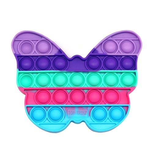 OMG Pop Fidgety Butterfly Rainbow-2