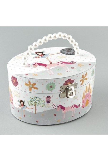 Jewelry Box Fairy Unicorn Music