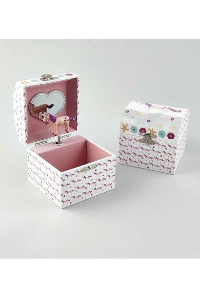 Jewelry Box Unicorn Small