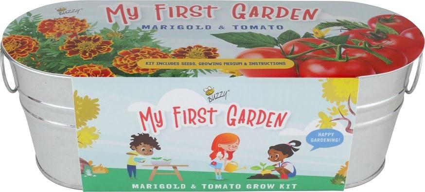 My First Garden Windowsill Grow Kit by Buzzy-2