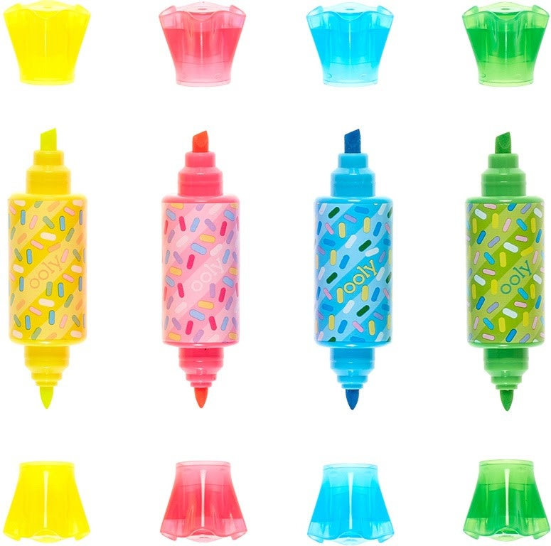 Sugar Joy Berry Candy Scented Highlighters-2
