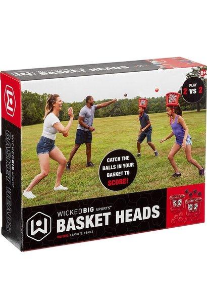 Wicked Big Sports Basket Heads