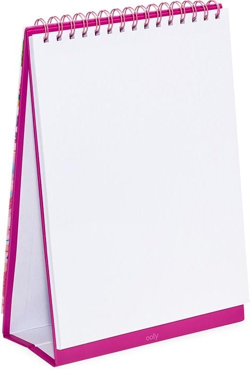 Standing Sketchbook Sugar Joy-3
