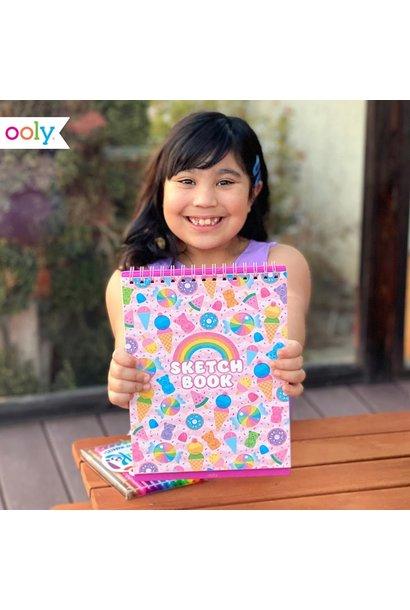 Standing Sketchbook Sugar Joy