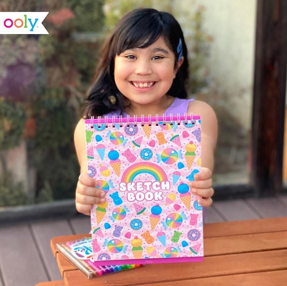 Standing Sketchbook Sugar Joy-2