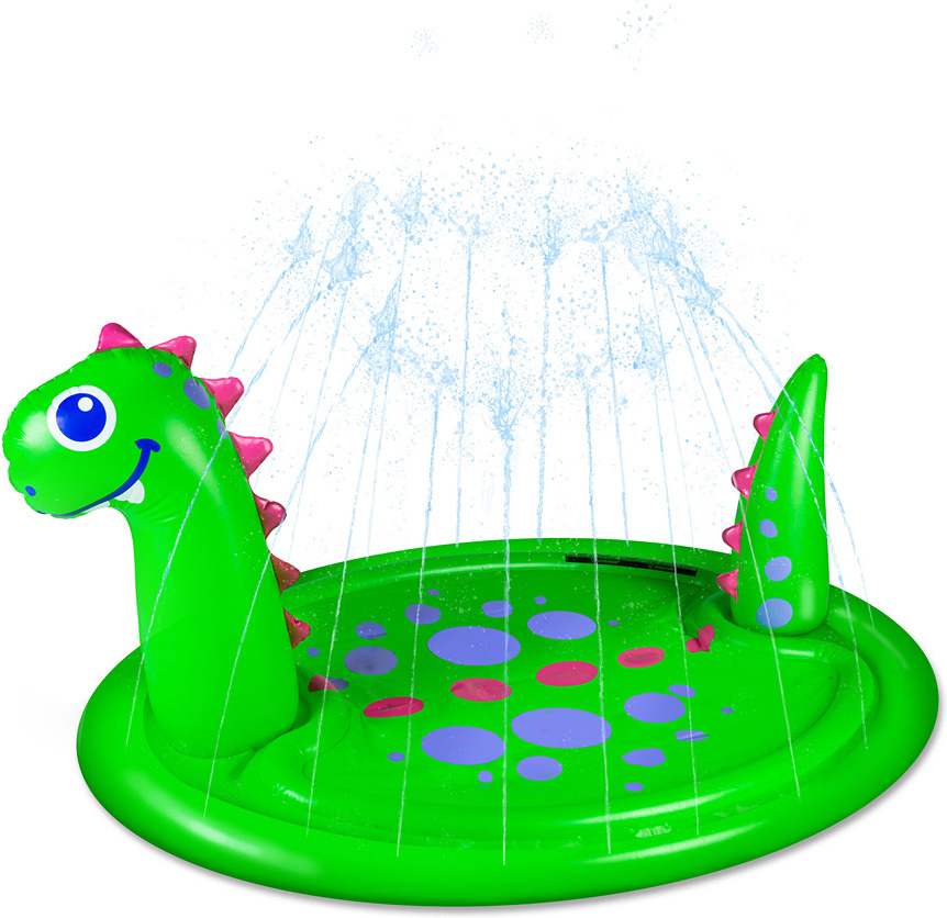 Splashy Sprinkler Dino-2