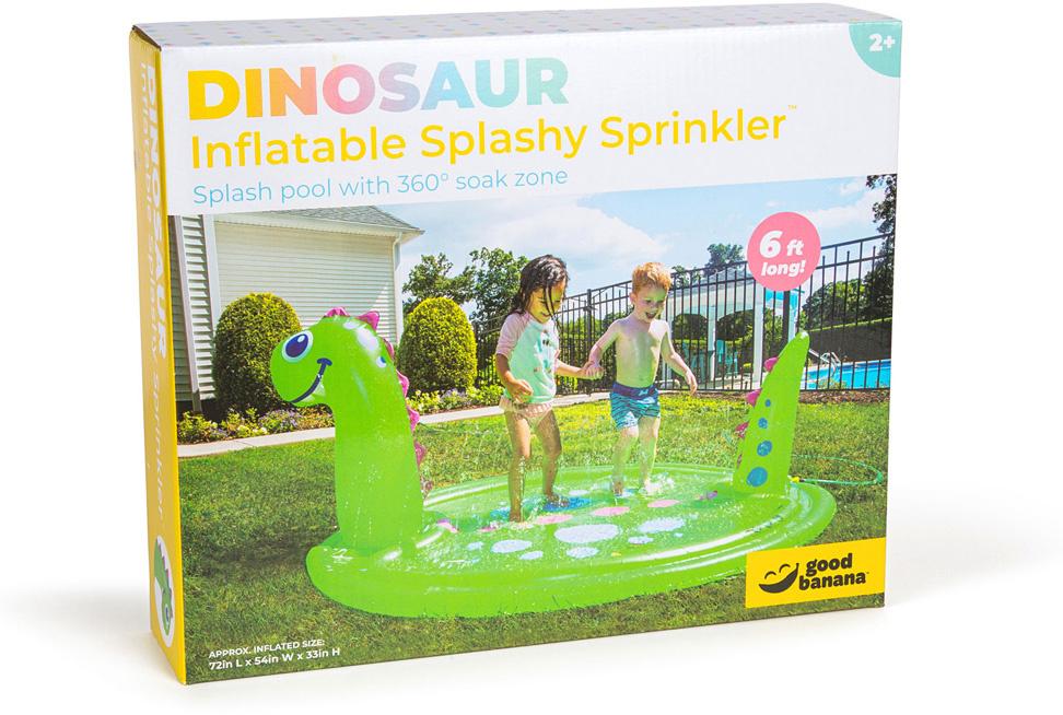 Splashy Sprinkler Dino-3
