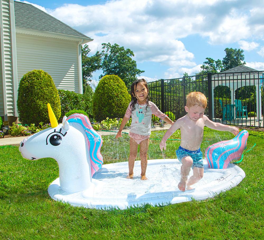 Splashy Sprinkler Unicorn-3