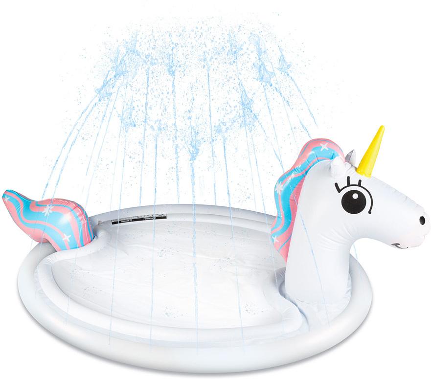 Splashy Sprinkler Unicorn-2