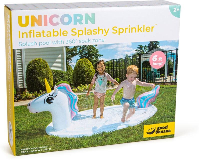 Splashy Sprinkler Unicorn-1