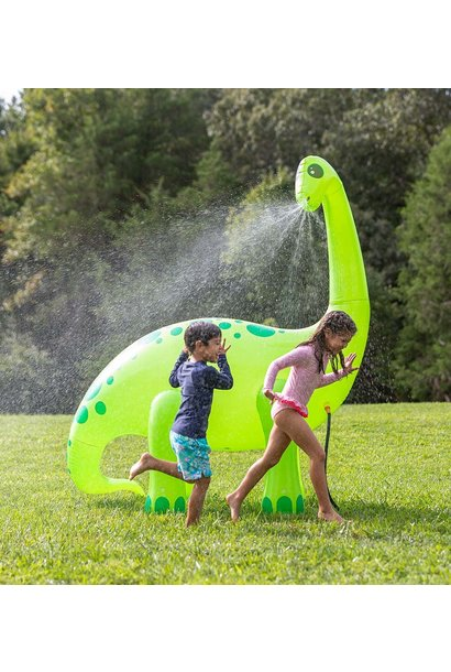 Inflatable Dino Sprinkler