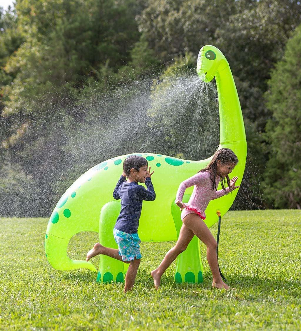 Inflatable Dino Sprinkler-1