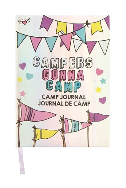 Campers Gonna Camp Journal