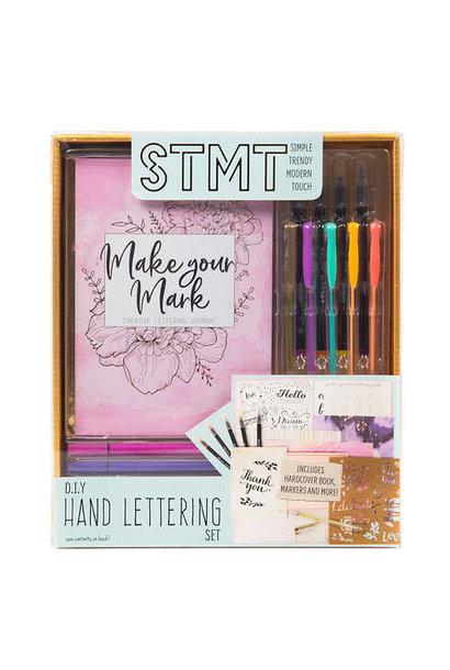 STMT DIY Hand Lettering Kit