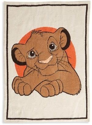 CozyChic Disney The Lion King Baby Blanket-1