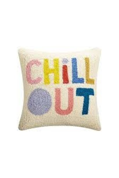 """Chill Out 14 X 14"""" Pillow"""