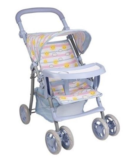Sunny Days Snack N Go Shade Stroller-1