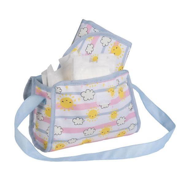 Sunny Days Diaper Bag-1