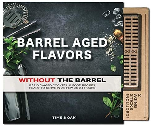 Barrel Aged Flavors  from Time & Oak-1