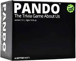 Pando The Trivia Game About Us-1