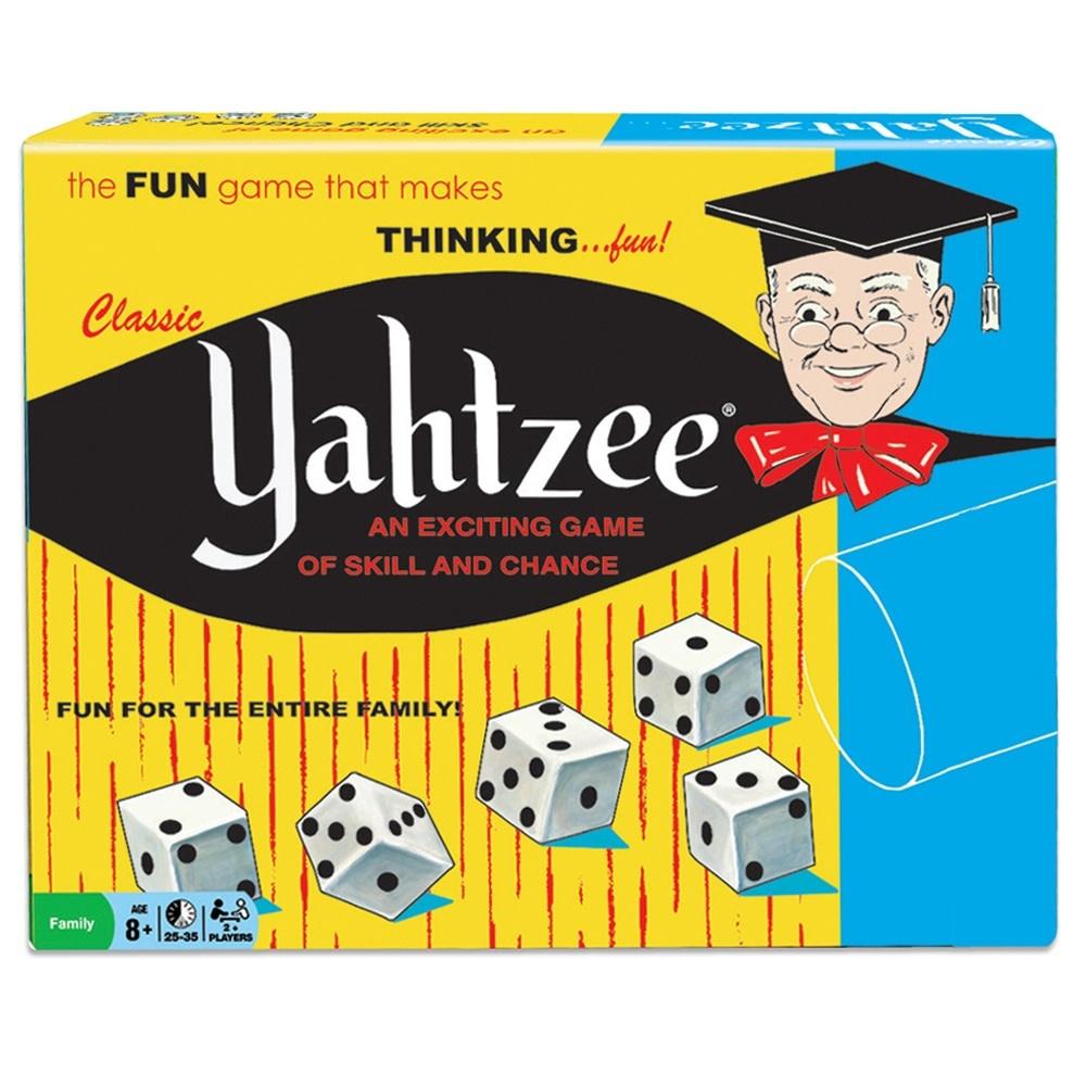 Yahtzee the Classic Set-1