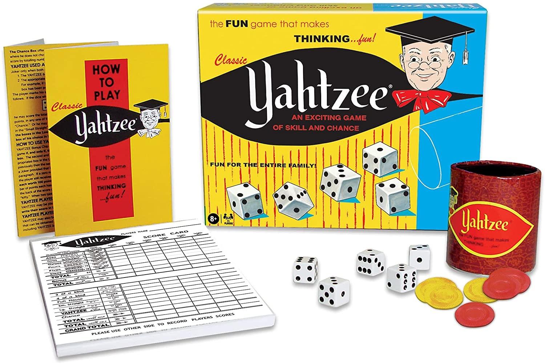 Yahtzee the Classic Set-2