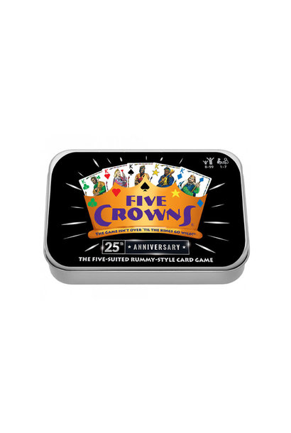 Five Crowns Card Game Anniversary Edition
