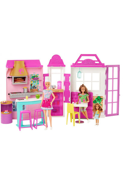 Barbie Cook and Grill Restaurant
