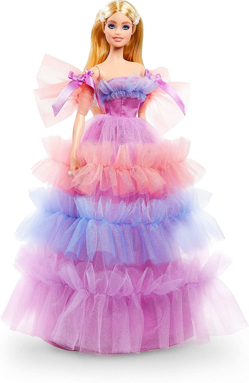 Barbie Birthday Wishes 2021-2