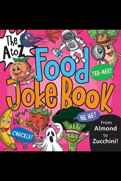 A-Z Food Joke Book