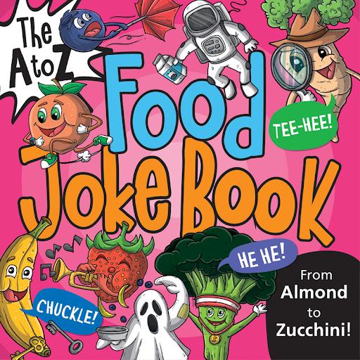 A-Z Food Joke Book-1