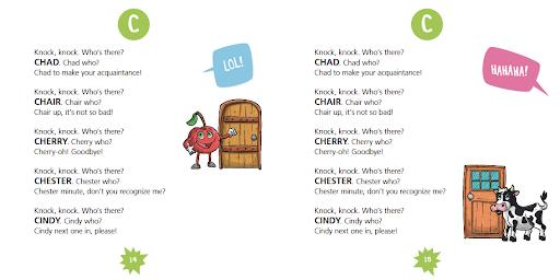 A-Z Knock Knock Joke Book-2