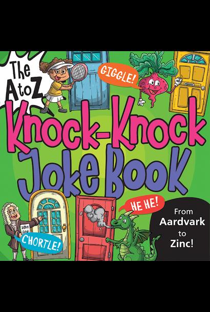 A-Z Knock Knock Joke Book