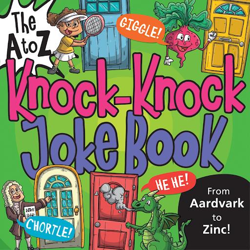 A-Z Knock Knock Joke Book-1