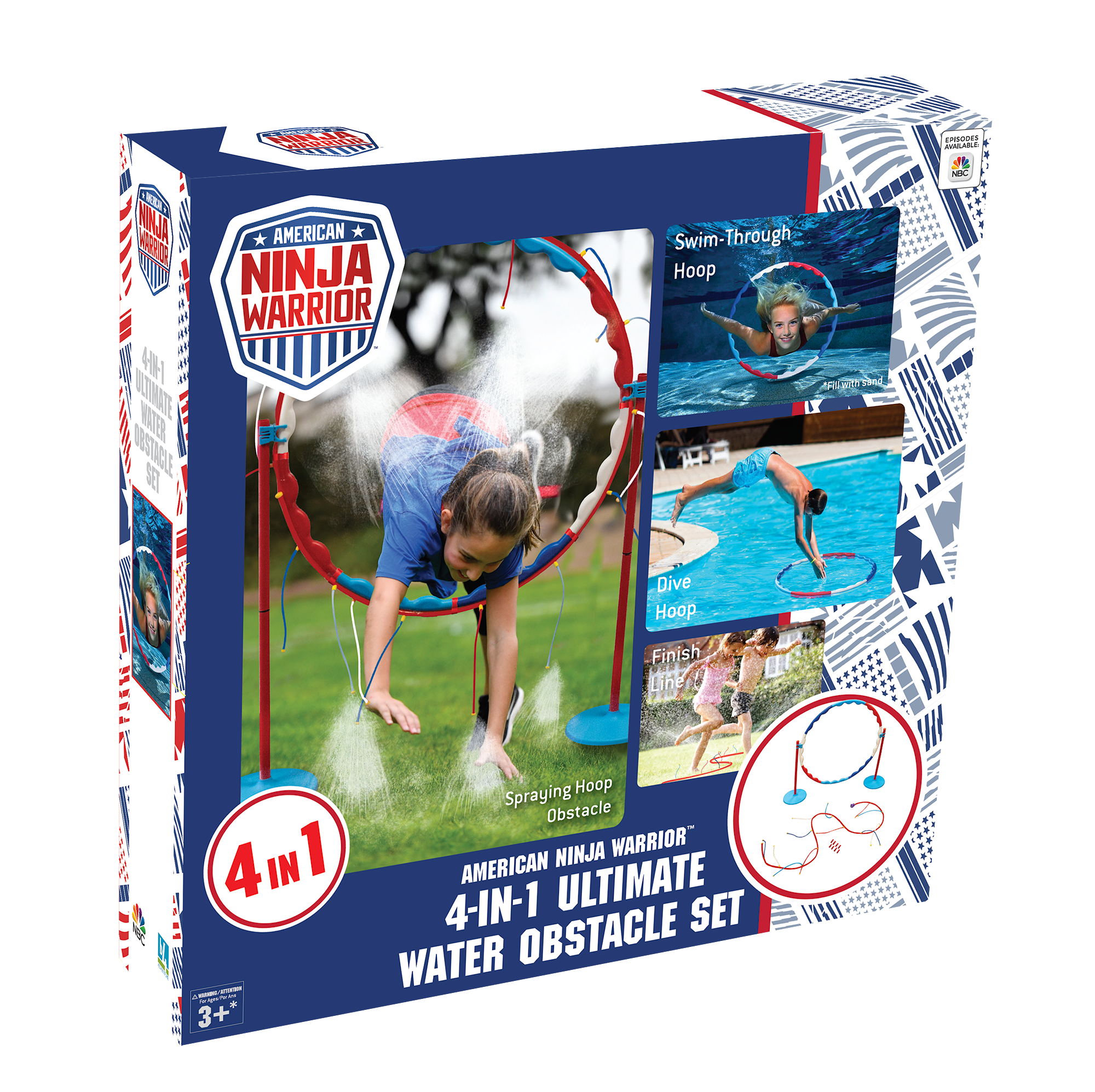 ANW Ultimate Water Obstacles Set-1