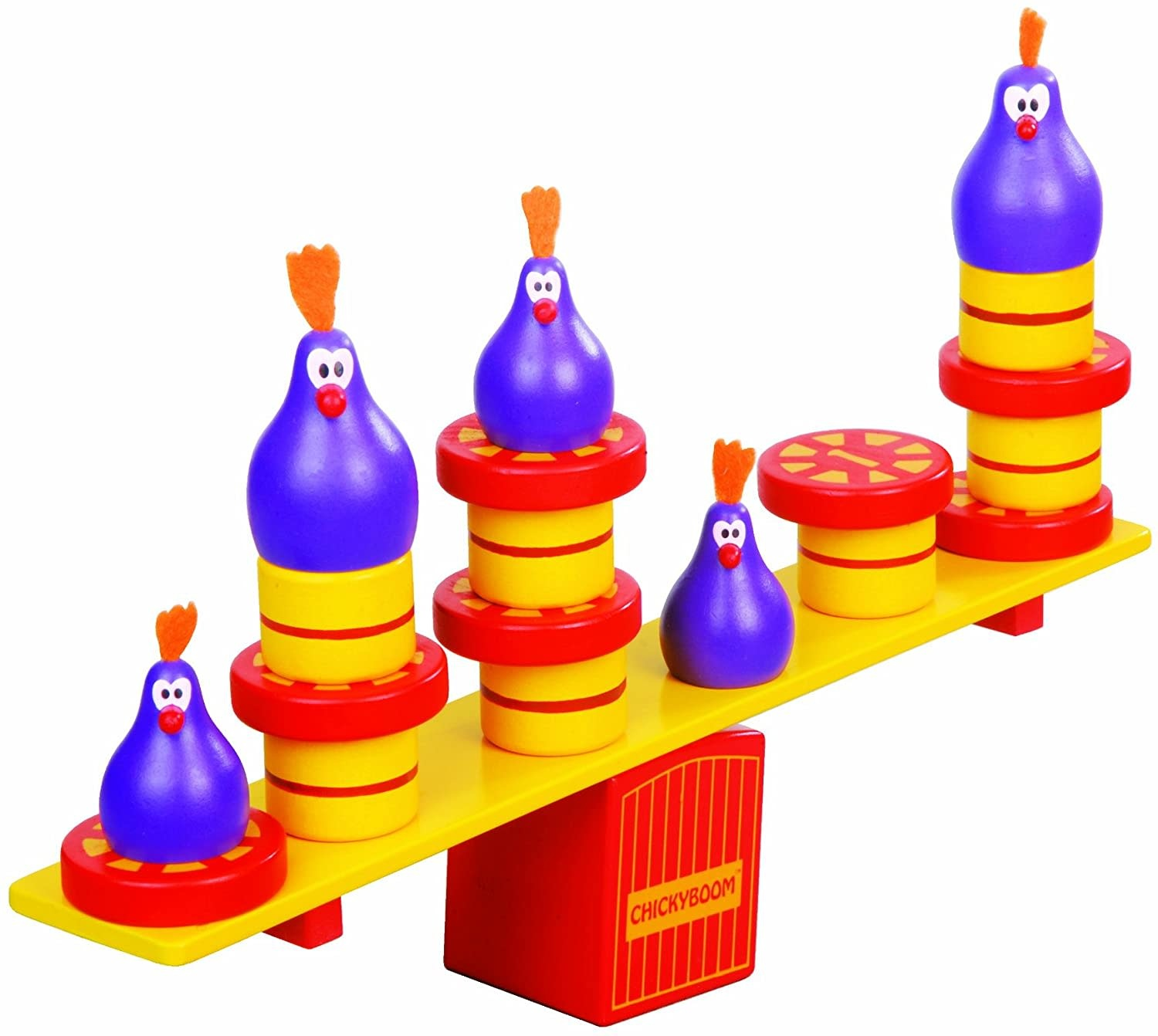 ChickyBoom Game  Giant-1