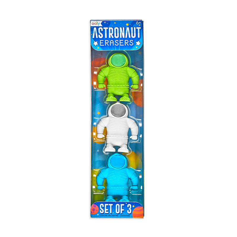 Astronaut Erasers-1