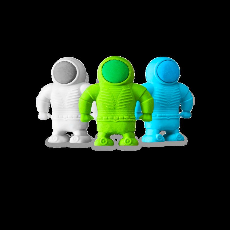 Astronaut Erasers-2
