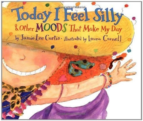 Today I Feel Silly Picture Book-1